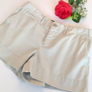 Ralph Lauren Sport Cotton Shorts Size 8
